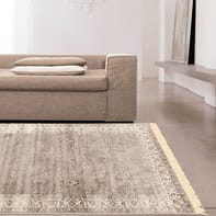 Tappeto persiano Orient tabriz multicolor 200x290 cm