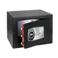 Cassaforte con codice elettronico TECHNOMAX NMT/5 da appoggio 47 x 35 x 35 cm