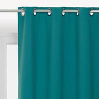 Tenda INSPIRE Oscurante verde smeraldo occhielli 140 x 280 cm