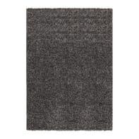 Tappeto Curly , grigio, 120x170