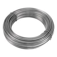 Filo piatto in acciaio galvanizzato Filo zincato Matazinc L 1000 x Ø 2 mm