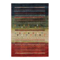 Tappeto persiano Orient shiraz multi , multicolor, 200x300 cm