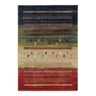 Tappeto persiano Orient shiraz multicolor 200x200 cm