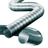 Tubo in inox 316l (elevata resistenza in condizioni climatiche estreme) Ø 80 mm