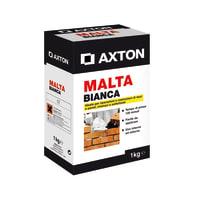 Gesso in polvere AXTON 1 kg bianco