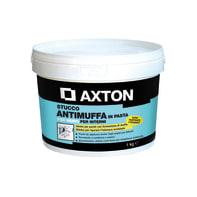 Stucco in pasta AXTON Antimuffa 1 kg bianco