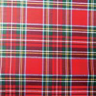 Tessuto al taglio Scozzese scozzese 320 cm