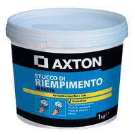 Stucco in pasta AXTON Riempitivo 1 kg bianco