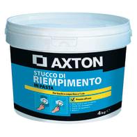 Stucco in pasta AXTON Riempitivo 4 kg bianco