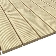 Pavimento per gazebo L 314 x P 314x H 3.14 cm