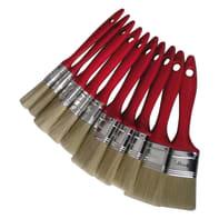Set pennelli 10 pezzi 38 mm