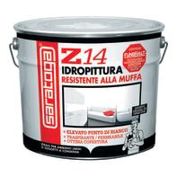 Pittura murale  antimuffa Z14 SARATOGA 10 L bianco