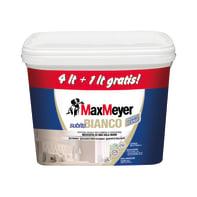 Pittura murale Subito Bianco MaxMeyer 5 L bianco