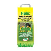Seme per prato FLORTIS con Zeolite e N11 3 kg