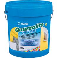 Pittura al quarzo MAPEI Quarzolite HF Plus bianco 20 L