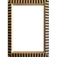 Cornice Florence nero per foto da 20X30 cm