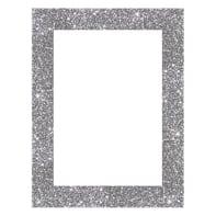 Cornice INSPIRE Brilla argento per foto da 21x29.7 (A4) cm