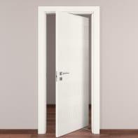 Porta rototraslante Fence bianco L 80 x H 210 cm destra