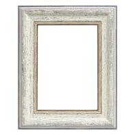 Cornice Fabriano bianco per foto da 20x25 cm