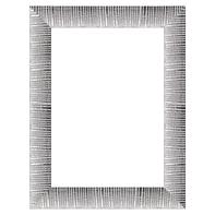 Cornice INSPIRE Soho argento per foto da 30x45 cm
