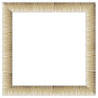 Cornice INSPIRE Soho oro per foto da 30x30 cm