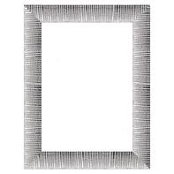 Cornice INSPIRE Soho argento per foto da 29.7x42 cm