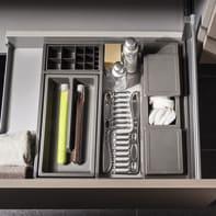 Separatore cassetto modulare L 35 x P 35 x H 35 cm
