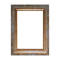 Cornice INSPIRE Boston avorio<multisep/>oro per foto da 20x25 cm