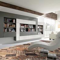 Tappeto Modern kilim , multicolor, 155x230 cm