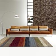 Tappeto Anatolia Etnico , multicolor, 133x190 cm