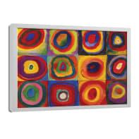Stampa su tela Kandinsky 65x85 cm