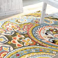 Tappeto Tangeri 4 , multicolor, 200x300
