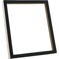 Cornice INSPIRE Sbang nero per foto da 20X25 cm