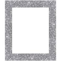 Cornice INSPIRE Brilla argento per foto da 20X25 cm