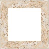 Cornice INSPIRE Chamonix naturale per foto da 14x14 cm