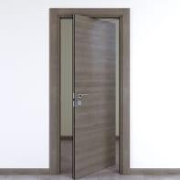 Porta rototraslante Starwood pietra L 80 x H 210 cm destra