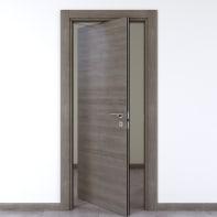 Porta rototraslante Starwood pietra L 80 x H 210 cm sinistra