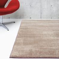 Tappeto Soave Soft plain , beige, 60x120