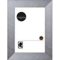Cornice Tecno argento per foto da 15X20 cm
