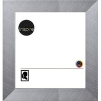 Cornice INSPIRE Tecno argento per foto da 30x30 cm