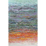 Quadro dipinto a mano A105 90x140 cm