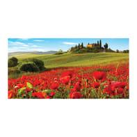 Quadro su tela Campagna Toscana 190x90 cm