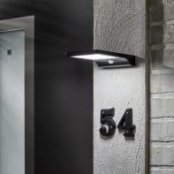 Applique LED integrato in plastica 3W IP44 INSPIRE
