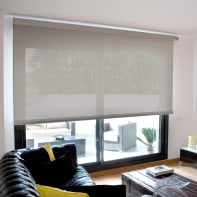 Tenda a rullo INSPIRE Screen grigio perla 200x250 cm