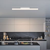Lampadario Design Analeen LED integrato bianco, INSPIRE