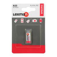 Pila alcalina A23 LEXMAN 844968 1 batteria