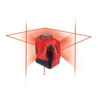 Livella laser SPEKTRA rosso