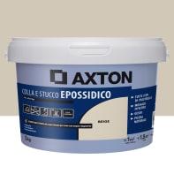Stucco in pasta Epossidica AXTON 3 kg beige chiaro