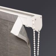 Tenda a pacchetto INSPIRE Chambray tortora 120x250 cm