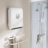 Termoventilatore da bagno EQUATION bianco 2000 W